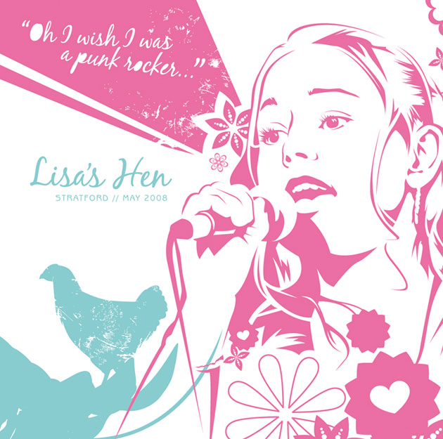 Lisa hen CD