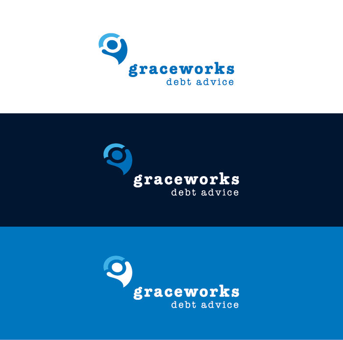 Full Graceworks logo design