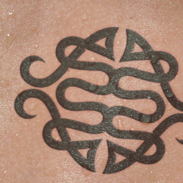 Taylor Monogram Tattoo