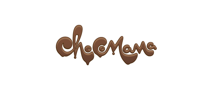 Chocomama logo design