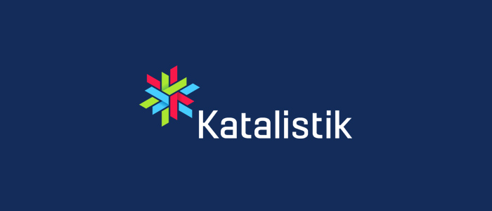 Katalistik logo, Minneapolis, USA