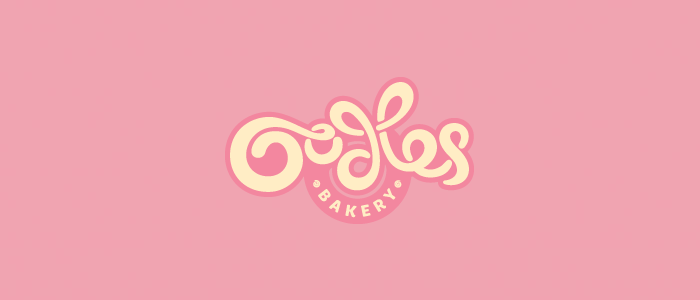 Oodles bakery logo