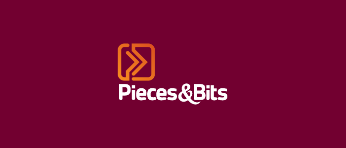 Pieces & Bits logo design