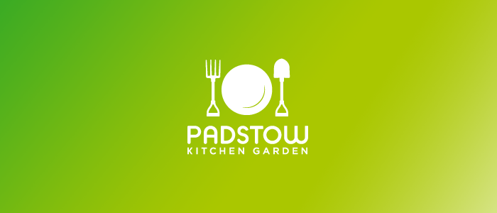 Padstow Kitchen Garden logo