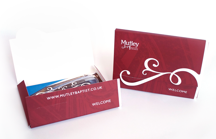 Mutley Baptist Church welcome pack