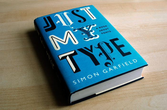 Just My Type cover