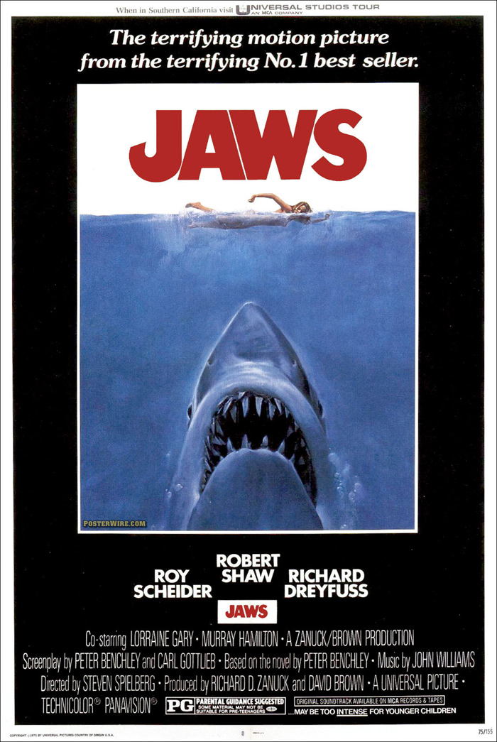 Movie Poster Jaws