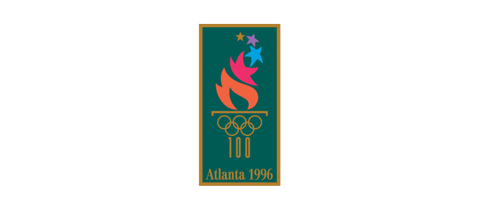 Atlanta 1996 Olympic logo
