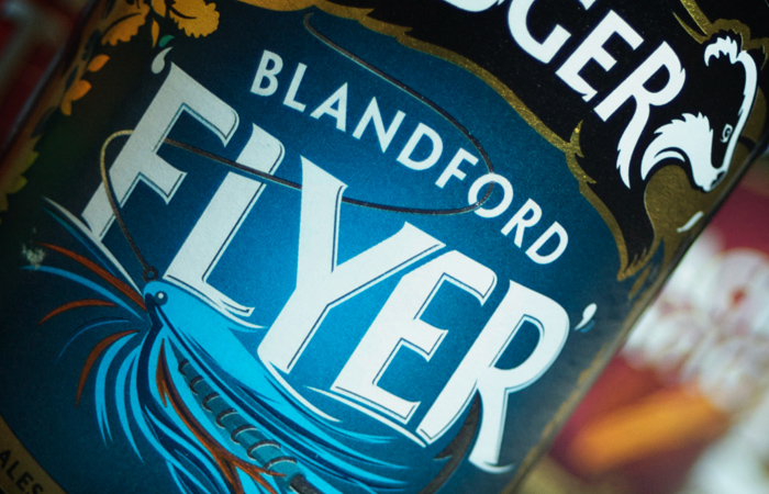 Badger - Blandford Flyer