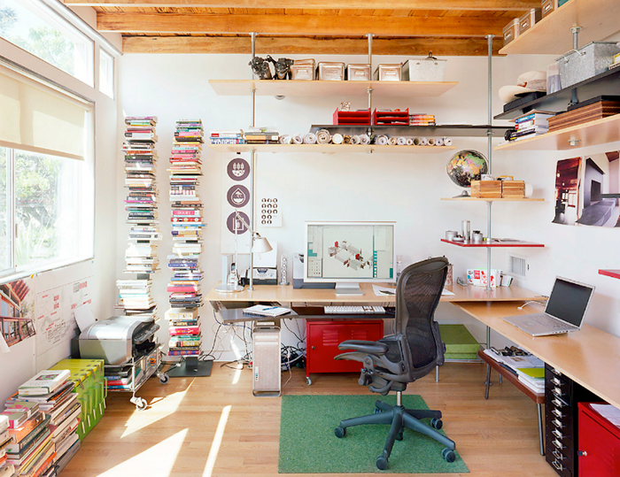 Jeremy Levine Workspace