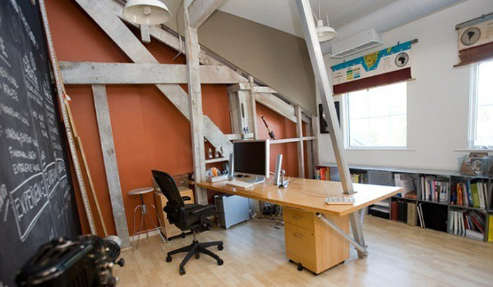 Mattson Creative workspace