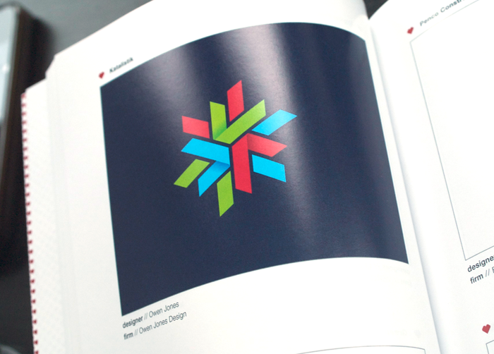 Katalistik logo in I heart logos book season 2
