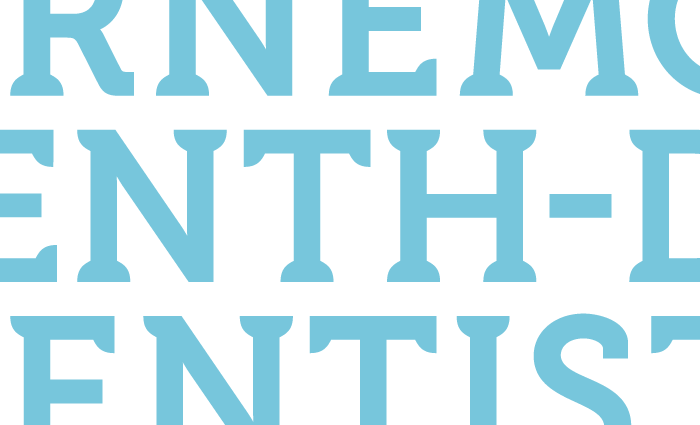 Bournemouth Seventh-Day Adventist Church logo (customised type)