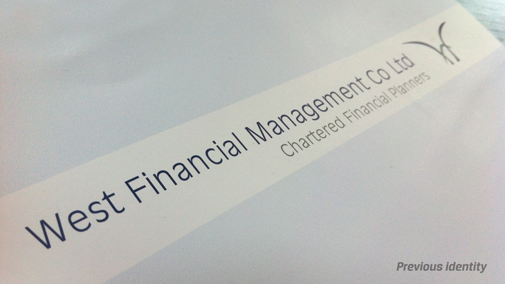 Previous logo for West Financial Management Co. Ltd.