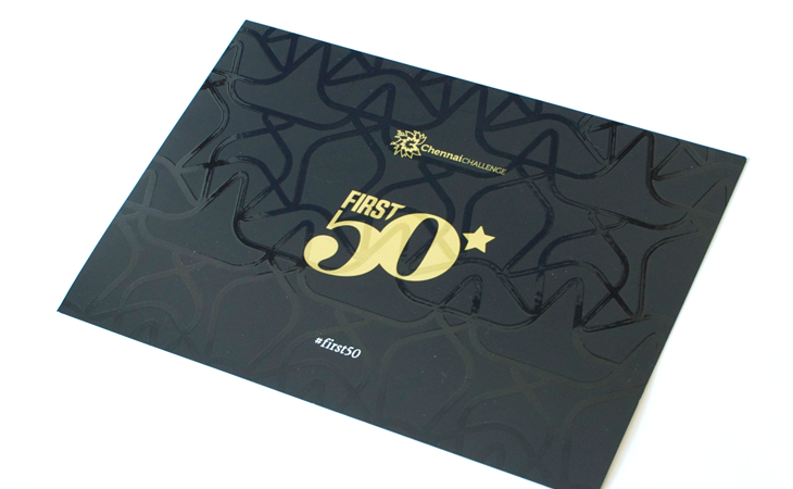 First50 Invitation