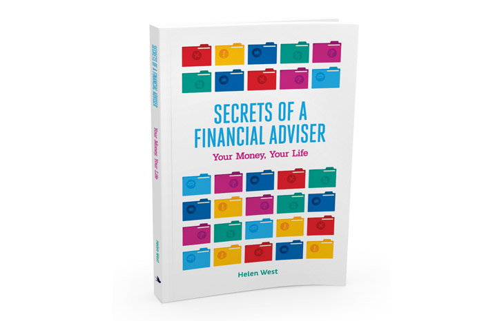 Secrets of a Financial Adviser book