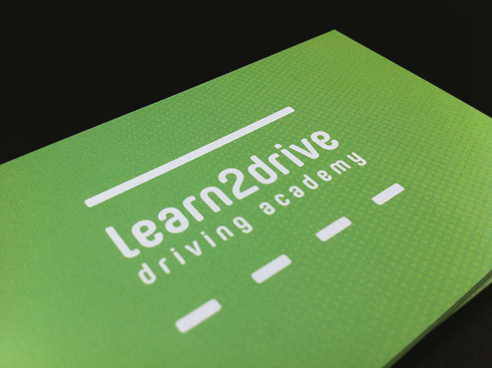 Learn2Drive business card
