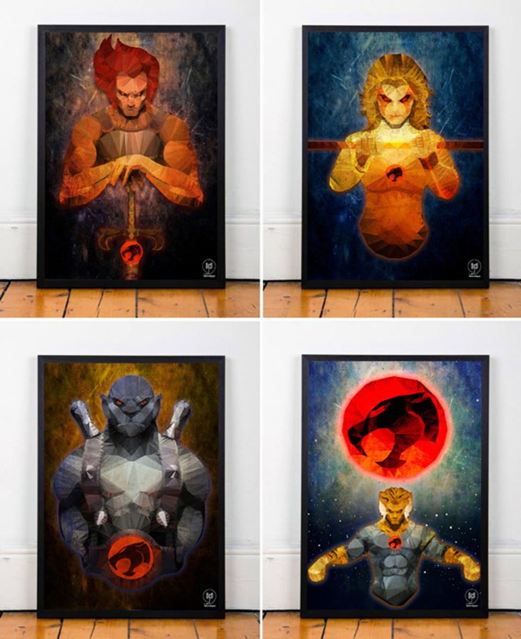 All thundercats
