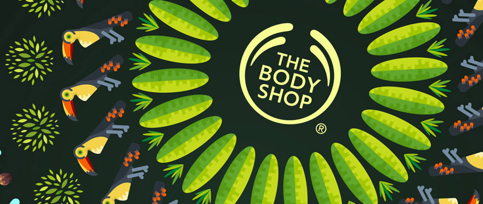 Body Shop header